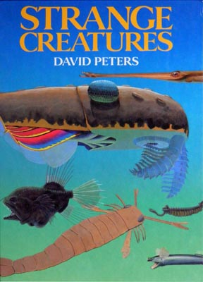 Strange Creatures book cover